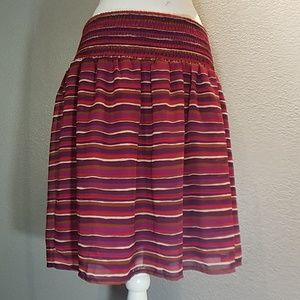 Old Navy lined Skirt